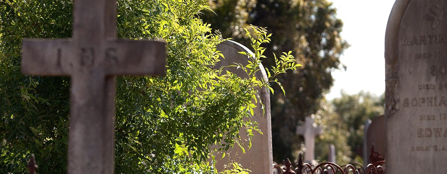 St Kilda Cemetery Directions & Hours