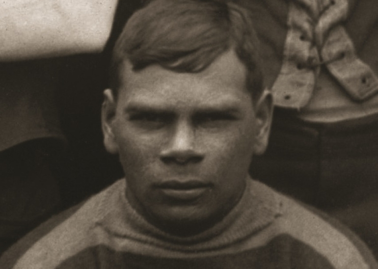Jimmy Melbourne 1876 – 1937 (Courtesy of the West Perth Football Club WAFC)