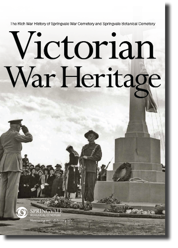 Victorian War Heritage Book Cover
